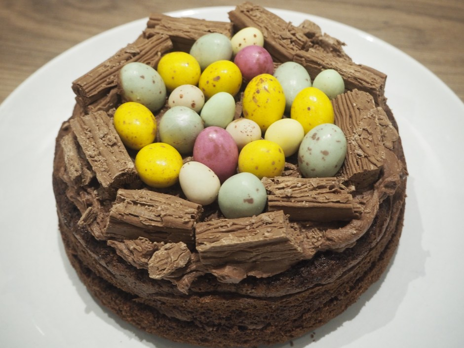 Chocolate Is The Treat Of Easter And This Cake No Exception Moist Moreish Will Have Everyone Asking For Seconds