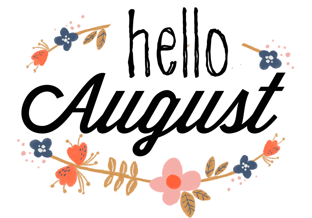 Hello August, Goodbye July {Seriously, Where Did Summer Go?} Hello  Birthday, Goodbye Feeling Young {I Am Not Even Kidding} Hello Blogging  More, Goodbye Time ...
