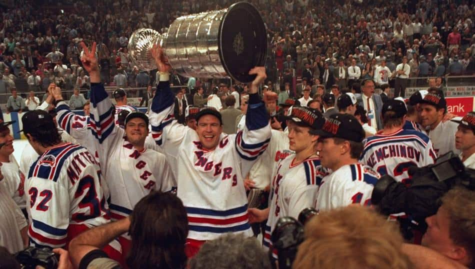 Press Release: MSG Networks Set to Celebrate 1994 with Special Programming - FOREVER BLUESHIRTS