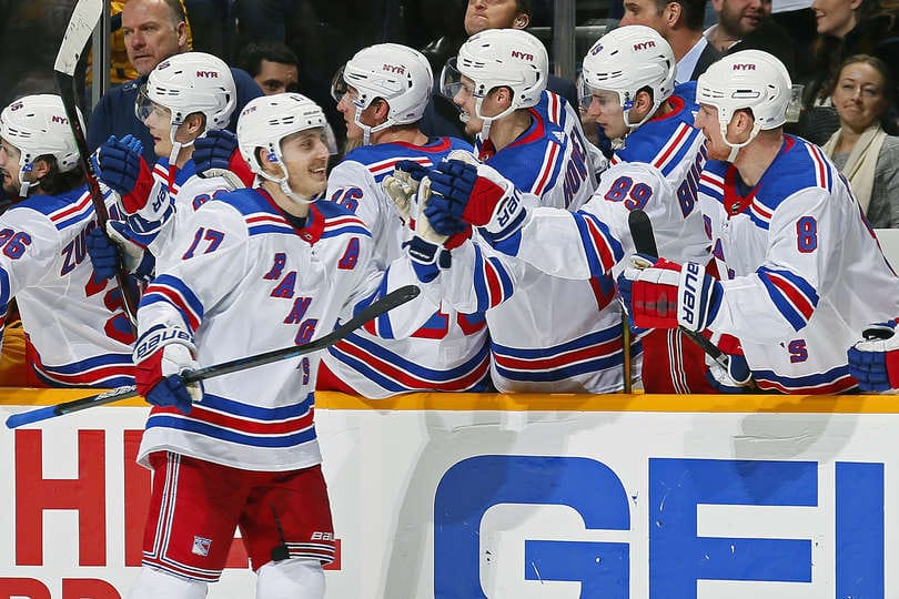 The Case For Jesper Fast To Become The Next Captain Of The Rangers - FOREVER BLUESHIRTS
