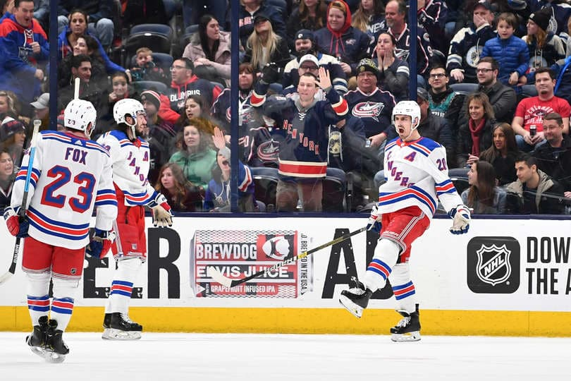 Alexandar Georgiev logs 36 saves for NY Rangers