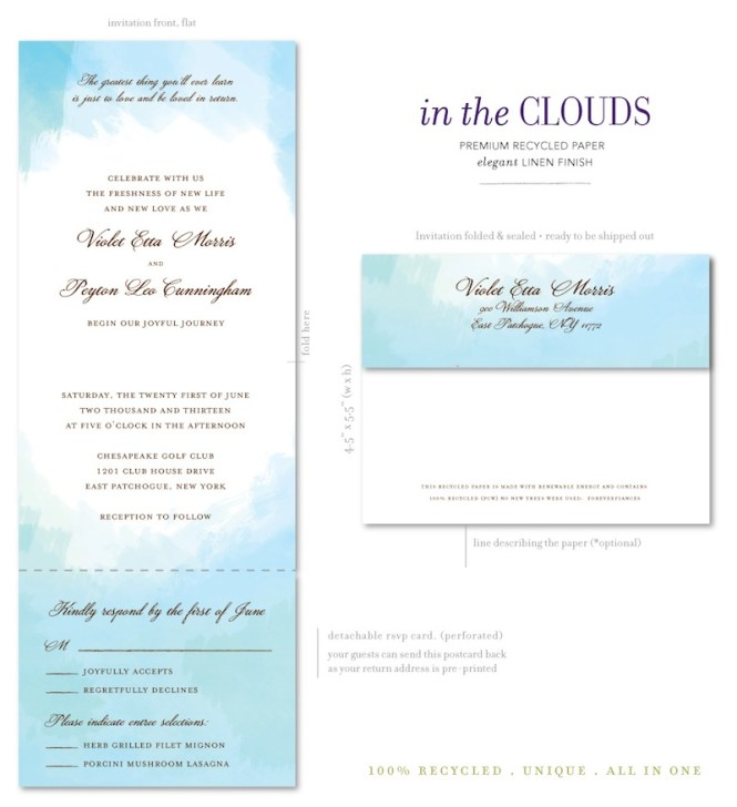 How Fun And Fabulous Is This Actual Book Of An Invitation Think All The Details Information You Can Share With Guests In One Easy Cute Place