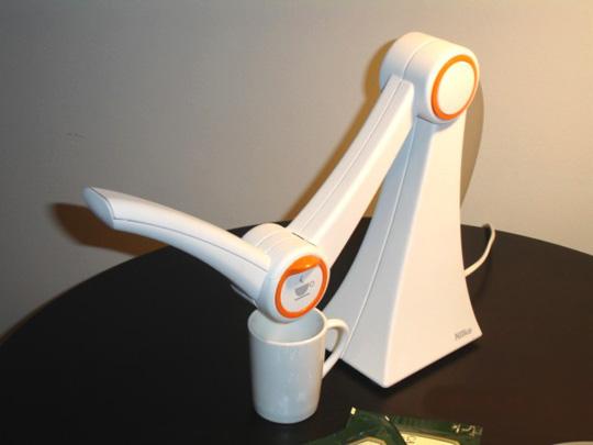 folding coffee maker 1 Concept Folding Coffee Machine