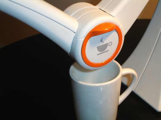 folding coffee maker 2 Concept Folding Coffee Machine