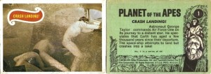 Planet Of The Apes Collector Cards