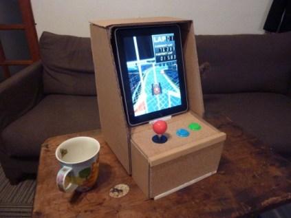 Apple iPad Arcade Cabinet