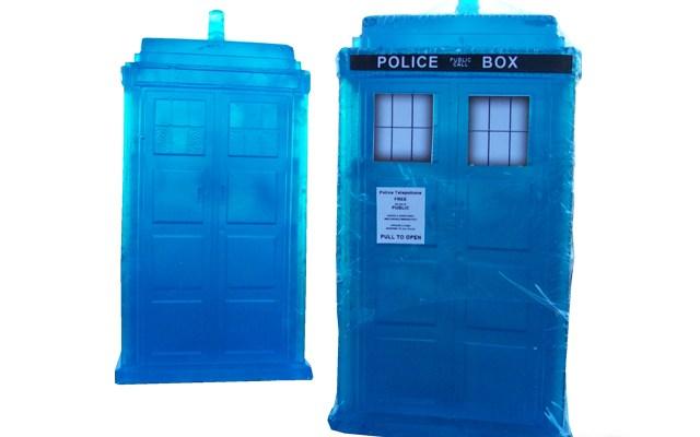 TARDIS Soap