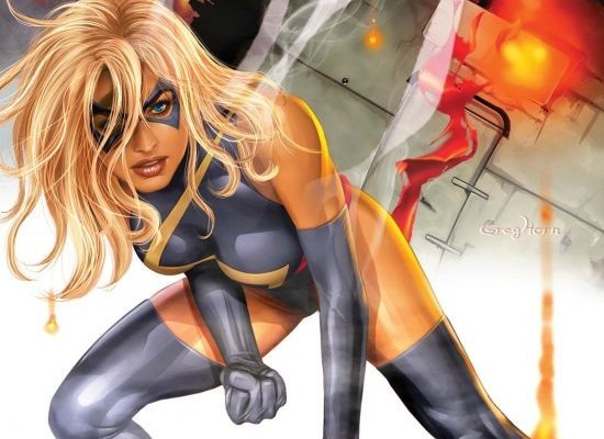 Marvel Comics: Ms. Marvel