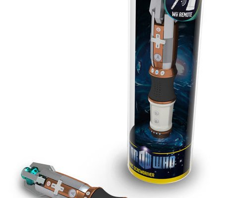 Doctor Who Sonic Screwdriver WiiMote