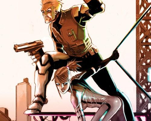 G.I. Joe Future Noir Cover - Issue #1