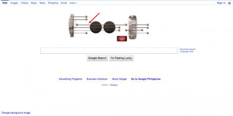 Google Doodle Les Paul 2