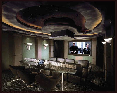 matrix 10 Awesome Home Theaters