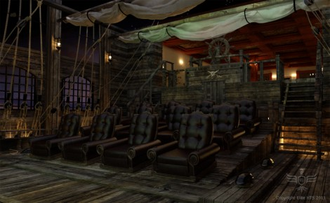 pirates2 470x290 10 Awesome Home Theaters