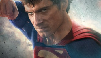 10 Superman Man Of Steel Movie Posters