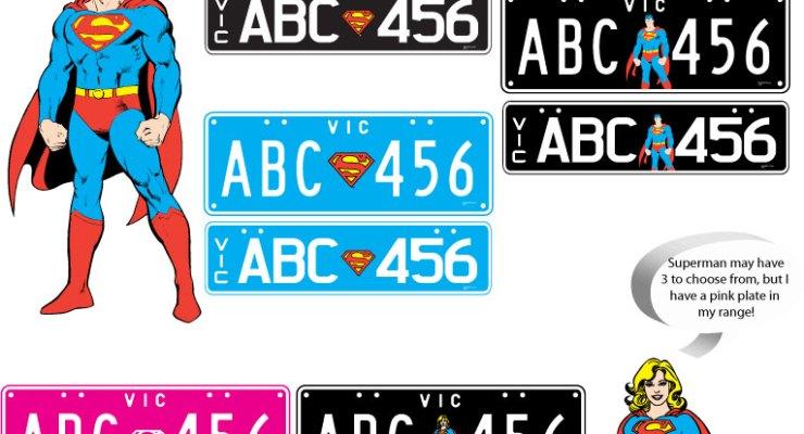DC license plates