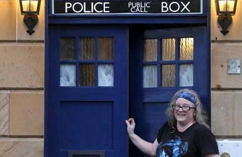 TARDIS House