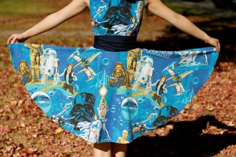 DIY Star Wars Dress
