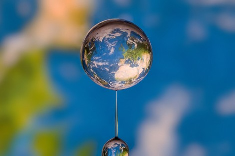 World in a Drop of Water