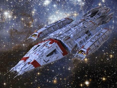 Battlestar Galactica Valkyrie