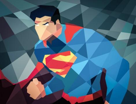 Geometric superheroes