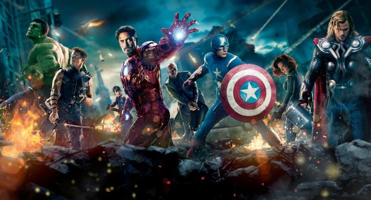 marvel teams movies