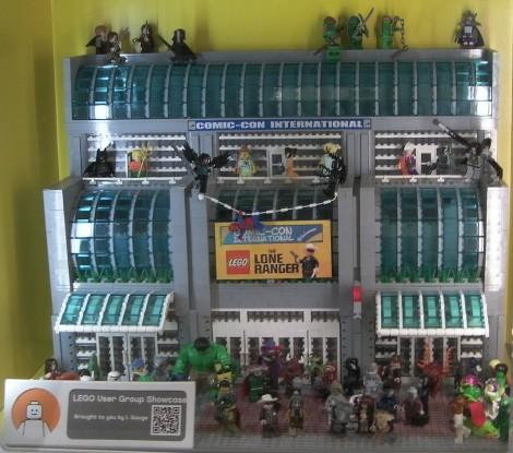 Lego SDCC Convention Centre