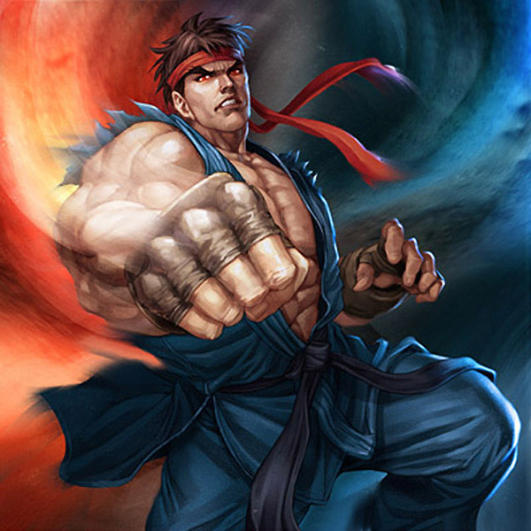Hottest Street Fighter Characters