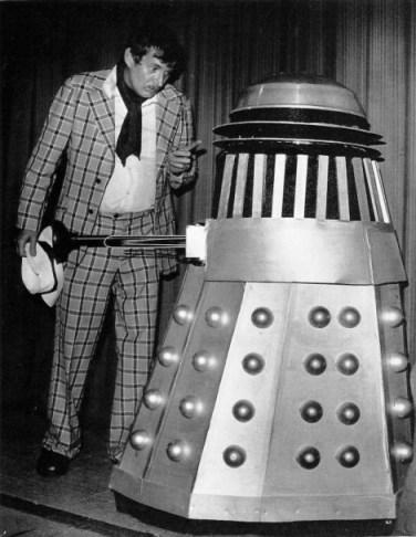 doctor who stage play michael sagar