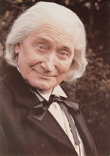 doctor who richard hurndall