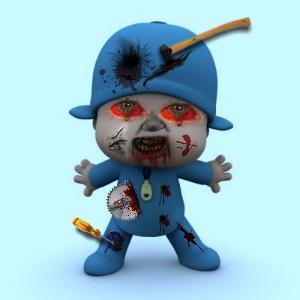 zombie pocoyo