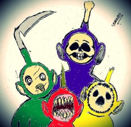 zombie teletubbies
