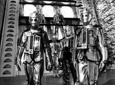 Cybermen Classic Doctor Who