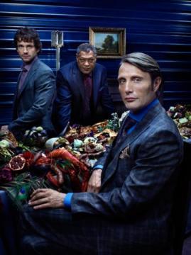 Hannibal - Book adaptations to TV