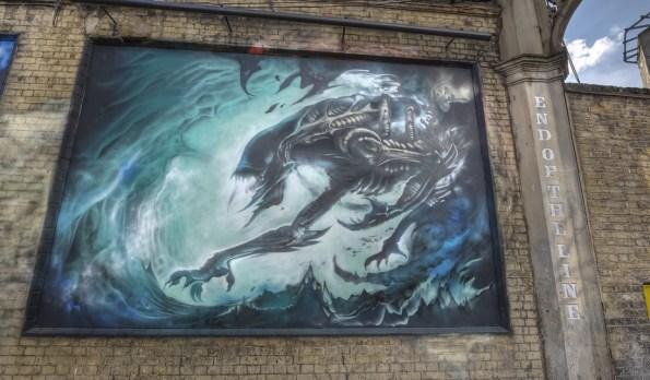 Alien - London