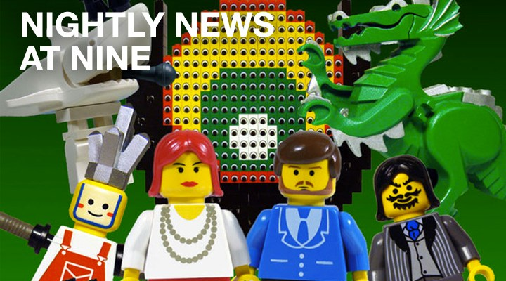 Nightly News at Nine featured