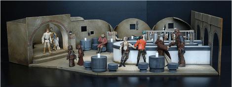 Star Wars Dioramas Cantina