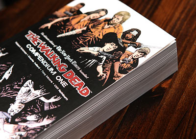 The Walking Dead Compendium One featured