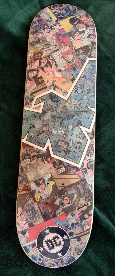 Comic-Collage-Nightwing