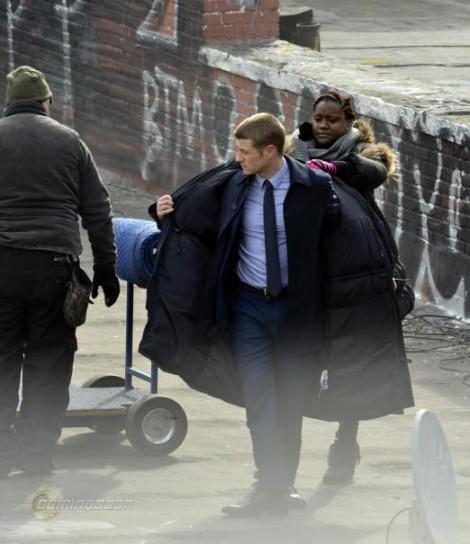 Gotham - FOX - Jim Gordon