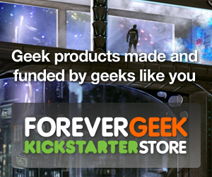 Thinking of wheels for your favorite geeks? Click on the banner for some gift ideas.