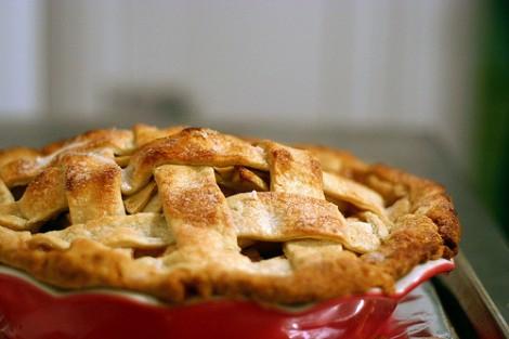 Pi Day - Apple Pie