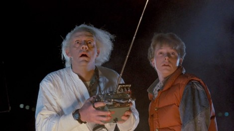 Time Lord: Doc Brown