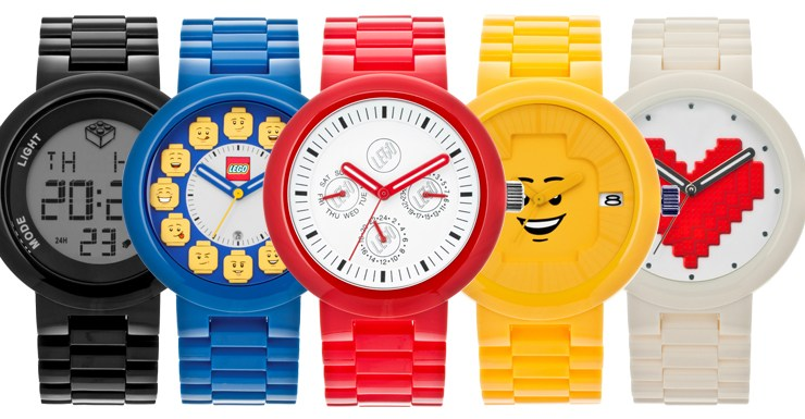 Clictime LEGO Watches