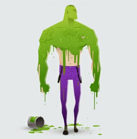 Superhero Rockstars - Hulk