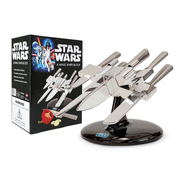 Star Wars X-Wing Knife Block