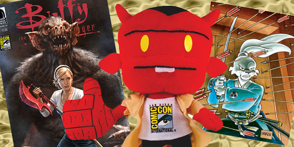 SDCC 2014 Dark Horse exclusives