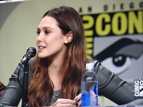 SDCC 2014 - Marvel Avengers Elizabeth Olsen