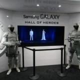 SDCC 2014 - Samsung Galaxy Hall of Heroes - Mockingjay