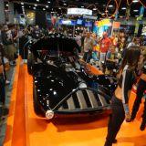 SDCC 2014 Mattel Darth Vader car
