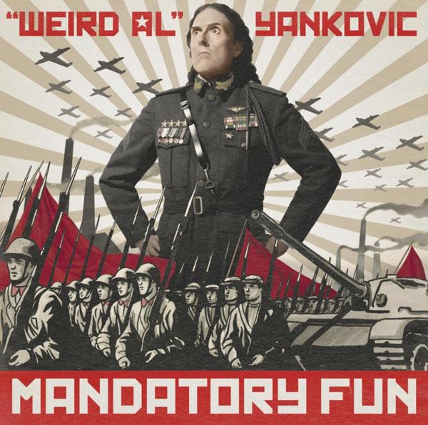 Weird Al - Mandatory Fun